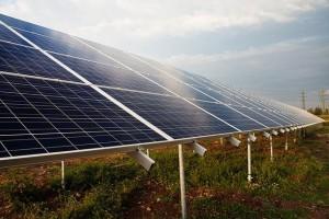 Solar Parks anläggning